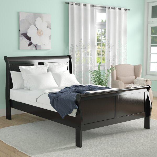 Larrabee Standard Bed by Alcott Hill