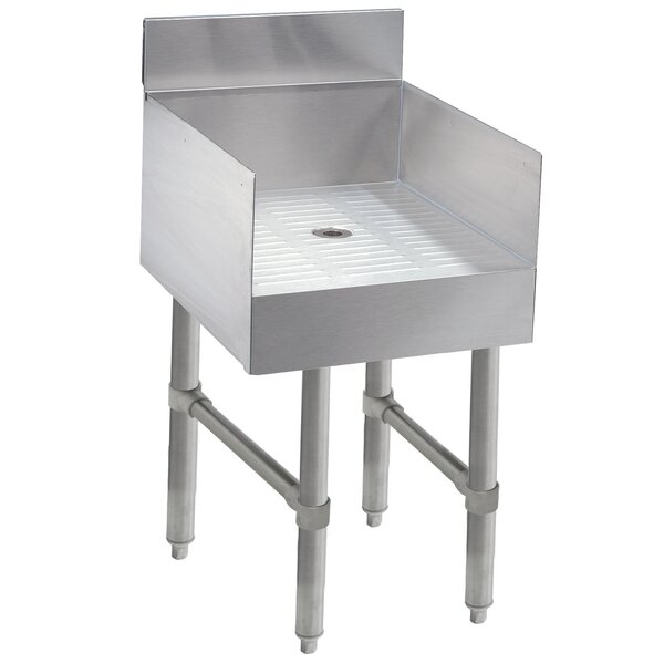 Free Standing Drainboard by Advance Tabco