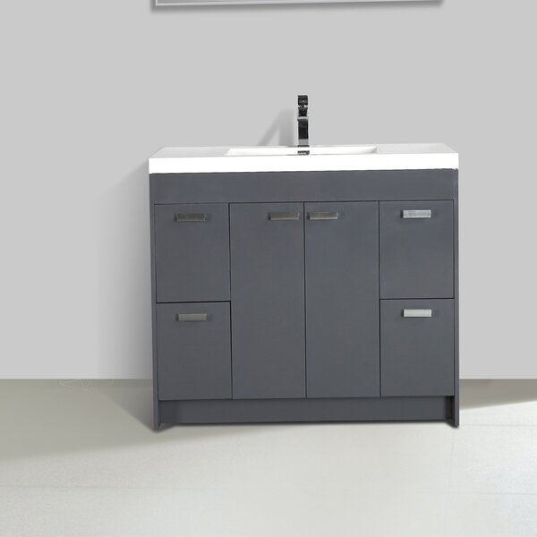 Coova 48 Double Bathroom Vanity Set by Orren Ellis