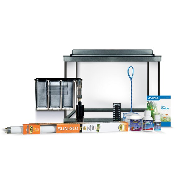 Marina Deluxe Aquarium Kit by Marina by Hagen