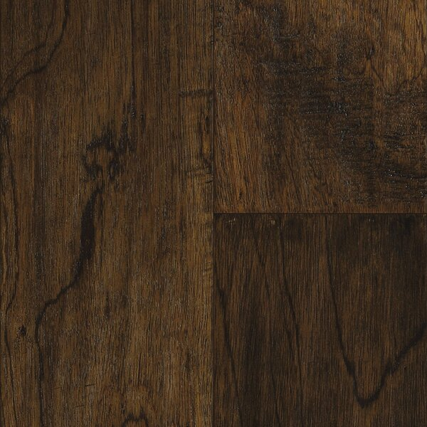Mayan Pecan 5 Engineered Copaiba Hardwood Flooring in Cocoa by Mannington