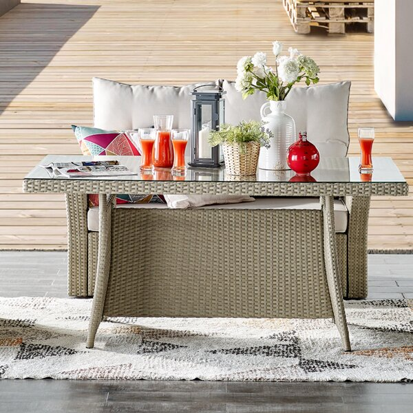 Pangkal Pinang Coffee Table by Highland Dunes