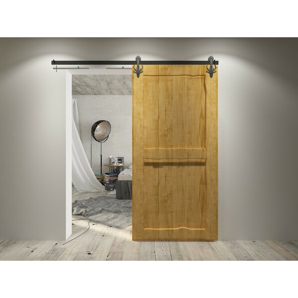 Single Bucks Barn Door Hardware by Vancleef