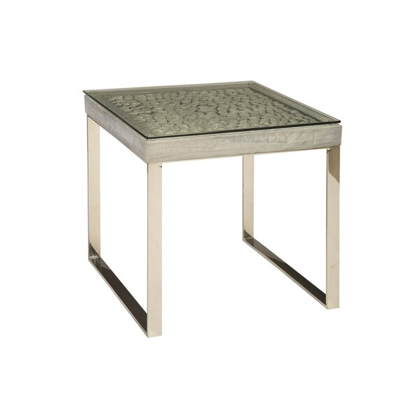 Driftwood End Table by Phillips Collection