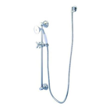 Professional Volume Control Hand Shower Combination by Elements of Design
