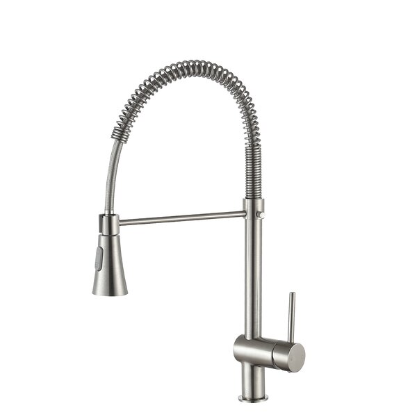 Carriage Series Pull Down Bar Faucet By Anzzi.