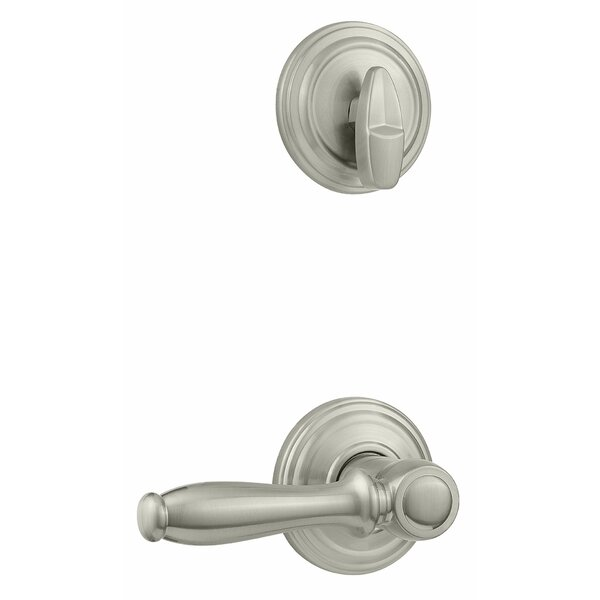 Ashfield Single Cylinder with Handleset, Interior Handle Only by Kwikset