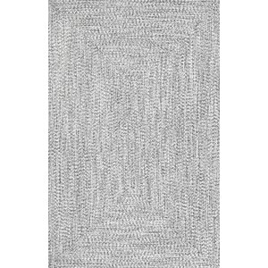 Kulpmont Gray Indoor/Outdoor Area Rug