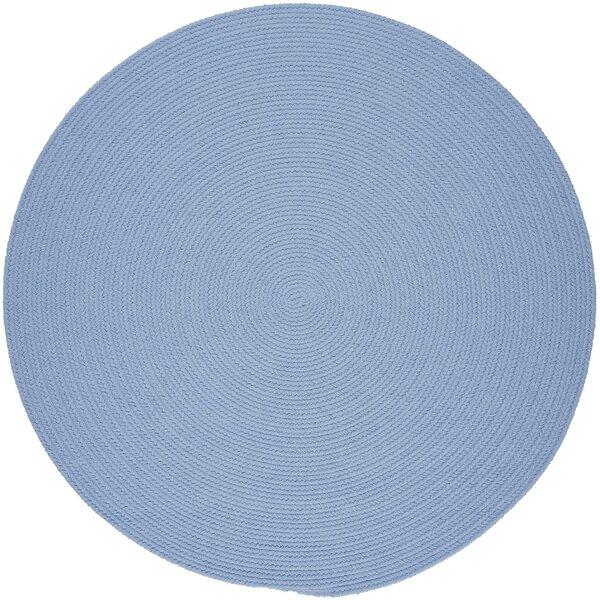 Smyth Handmade Blue Indoor/Outdoor Area Rug by August Grove