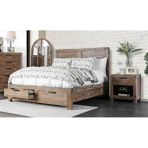 Benally Storage Platform Bed by Foundry Select