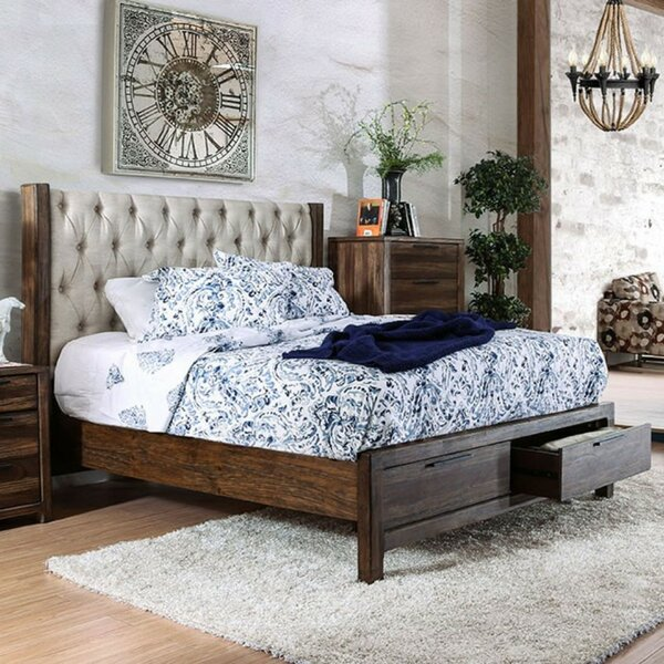 Calion Upholstered Storage Platform Bed by Gracie Oaks