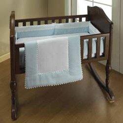 Durgin Cradle Bedding Set By Harriet Bee.