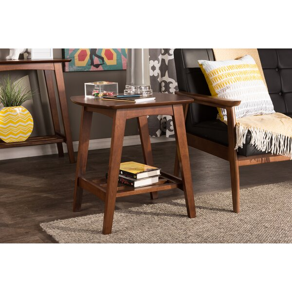 Brydon End Table by George Oliver