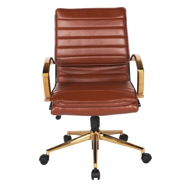 Opheim Mid-Back Office Chair by Greyleigh