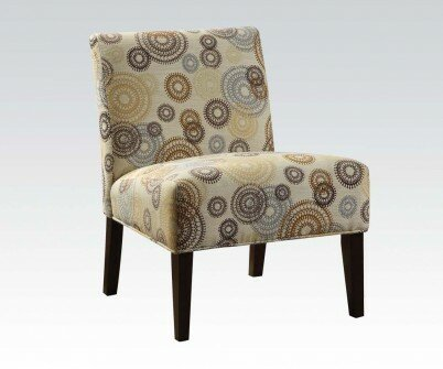 Rushford Slipper Chair by Ebern Designs