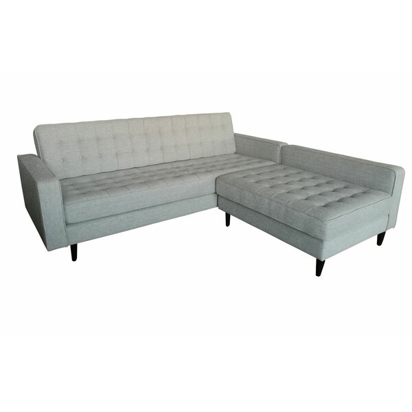 Edlingham Reversible Sectional by Ivy Bronx