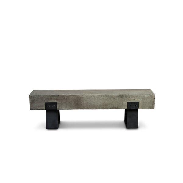 Ranchester Industrial Metal Kitchen Bench by Greyleigh