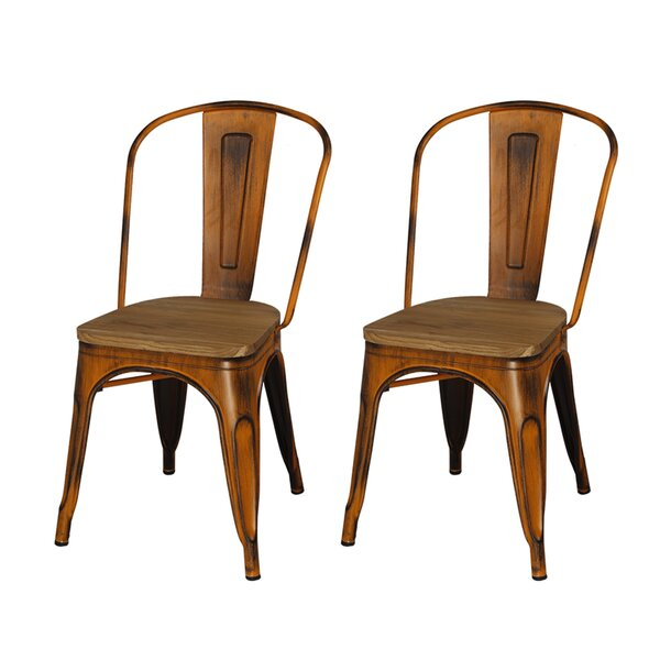 Aitkin Dining Chair (Set Of 2) By Williston Forge