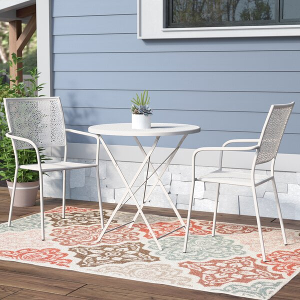 Phil 3 Piece Bistro Set by Zipcode Design