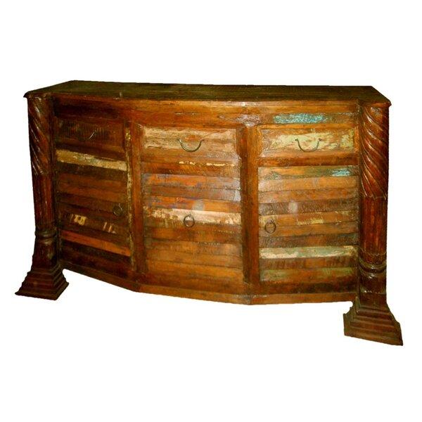Lottie Bar Cabinet with Wine Storage by Loon Peak