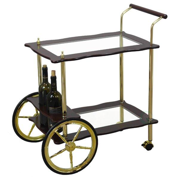 Bar Cart by Uniquewise Uniquewise