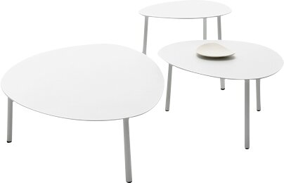 George 3 Piece Coffee Table Set by Wade Logan