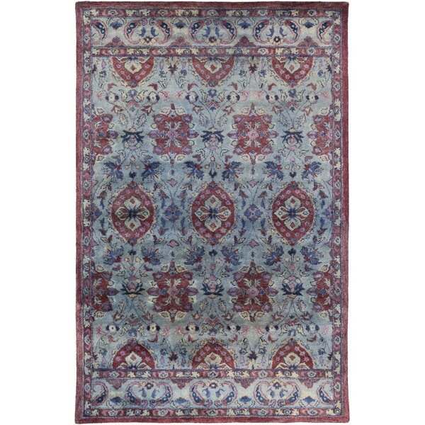 Arensburg Cobalt Area Rug by Bungalow Rose