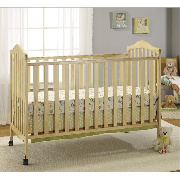 Emily Portable Crib by Baby Time International, In