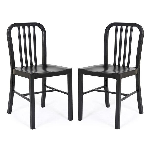Aaden Dining Chair (Set of 2) by Ebern Designs