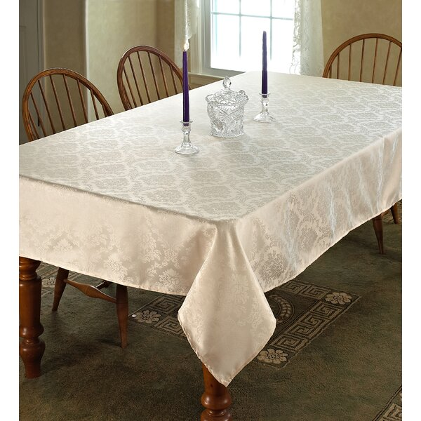 Canfield Tablecloth by Three Posts