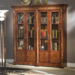 Provost Four Door Oversized Set Bookcase Astoria Grand