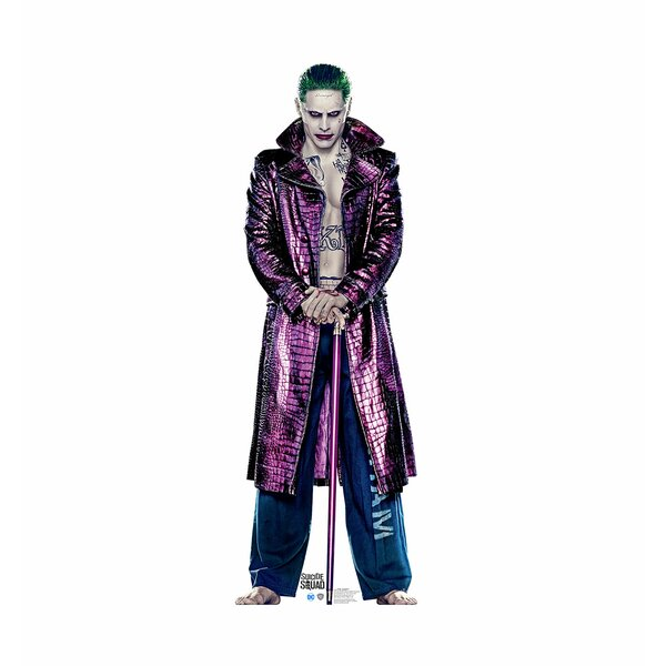 Suicide Squad Joker Stand-Up by Advanced Graphics