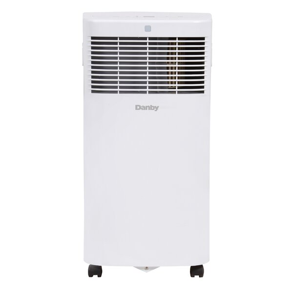8,000 BTU Portable Air Conditioner with Remote by Danby
