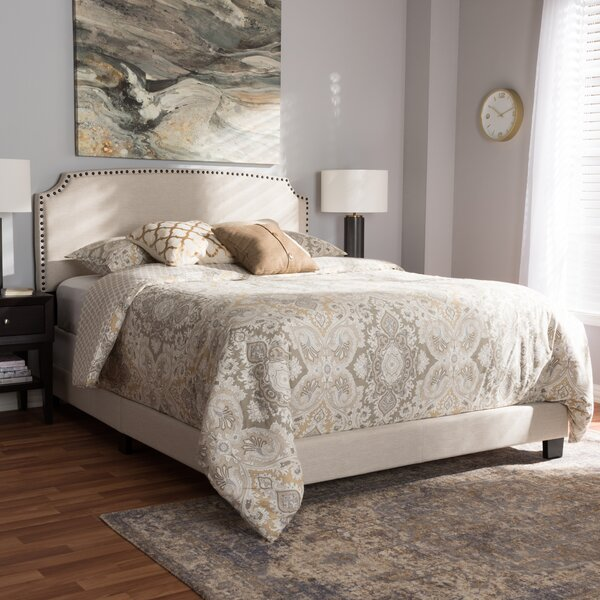 Kettler Upholstered Standard Bed by Charlton Home