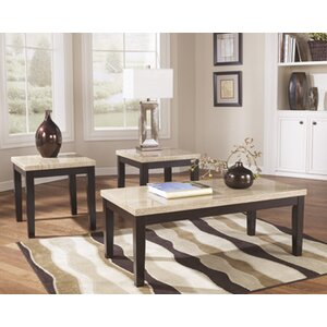 VanHausen 3 Piece Coffee Table Set by Signature Design by Ashley