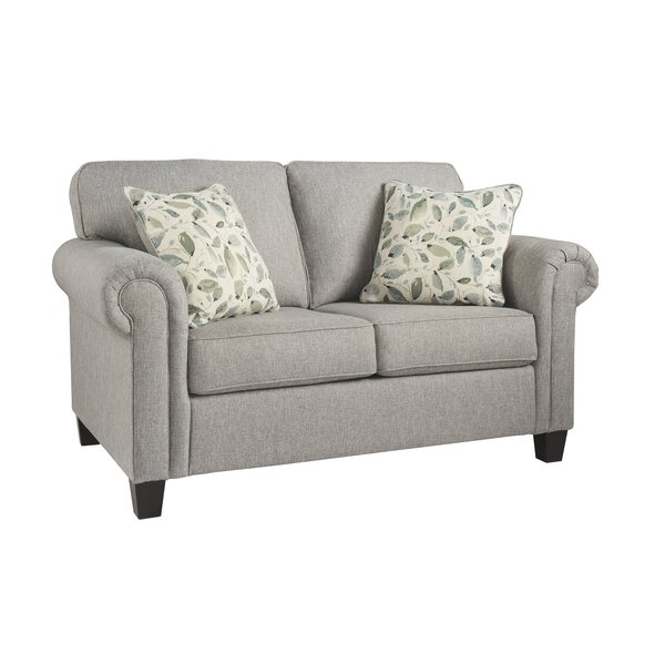 Cannes Loveseat by Winston Porter