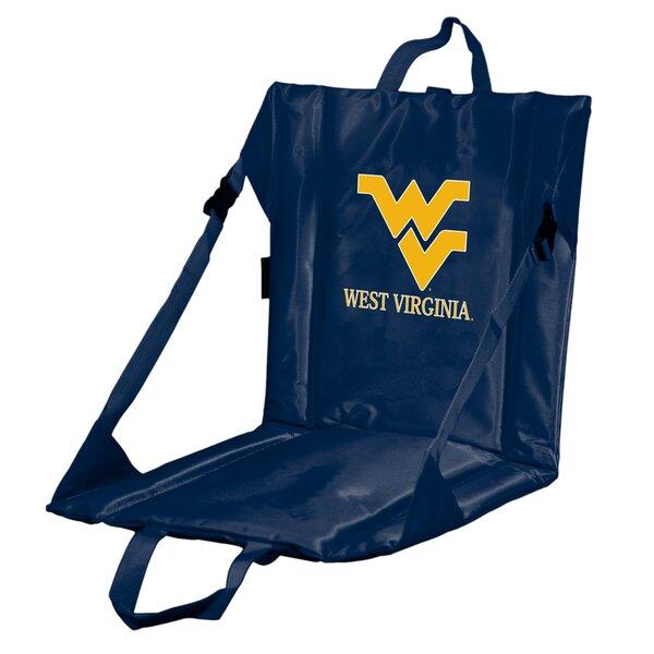 Collegiate Stadium Seat - West Virginia by Logo Brands