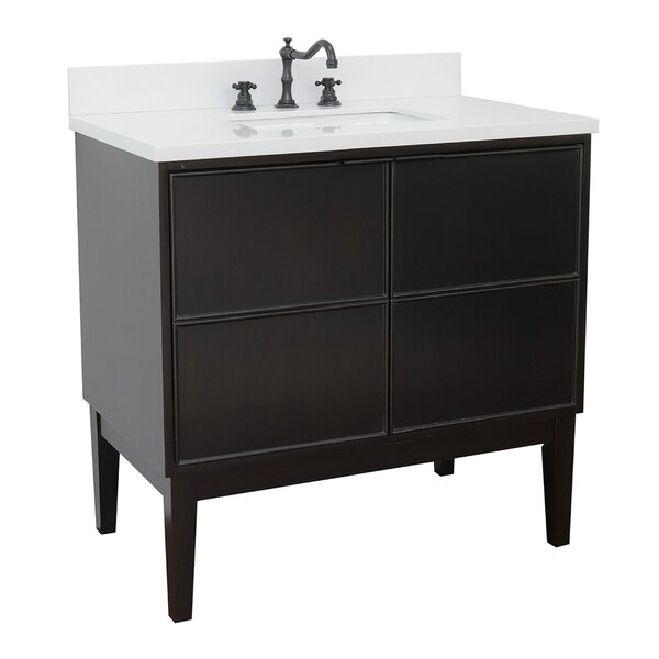 Engleside 37 Single Bathroom Vanity Set by Gracie Oaks