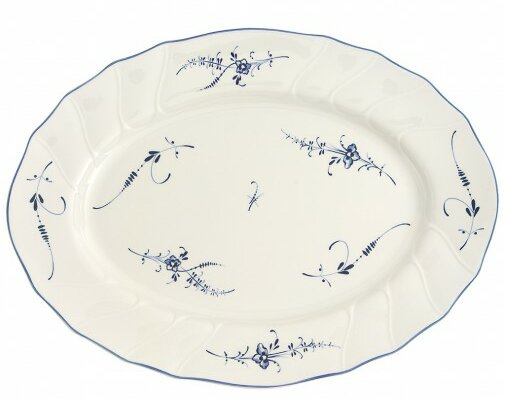 Vieux Luxembourg Platter by Villeroy & Boch