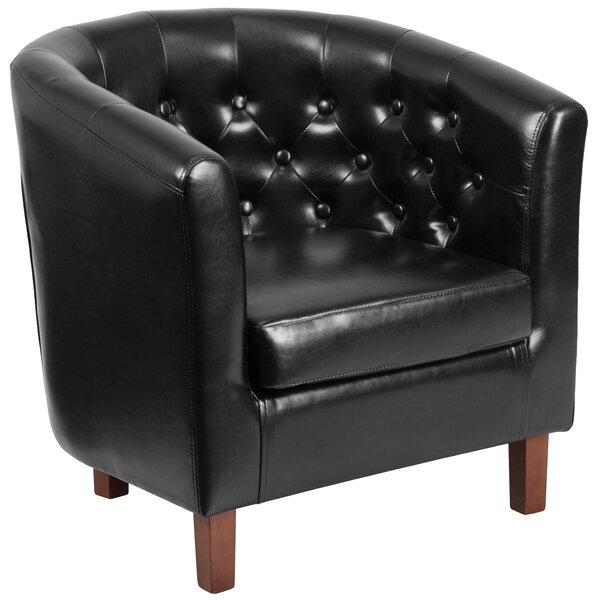 Rotterdam Barrel Chair By Charlton Home 2019 Online