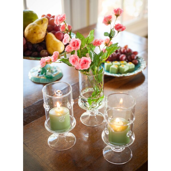 La Boheme 6 Piece Votive Set by Abigails
