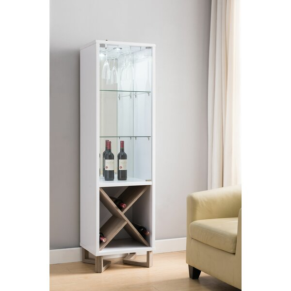 Tupman Bar with Wine Storage by Ebern Designs