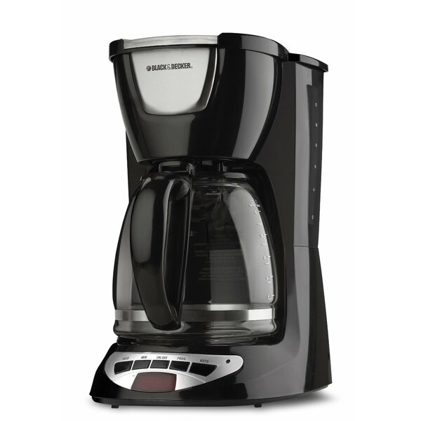 12-Cup Coffee Maker by Black + Decker