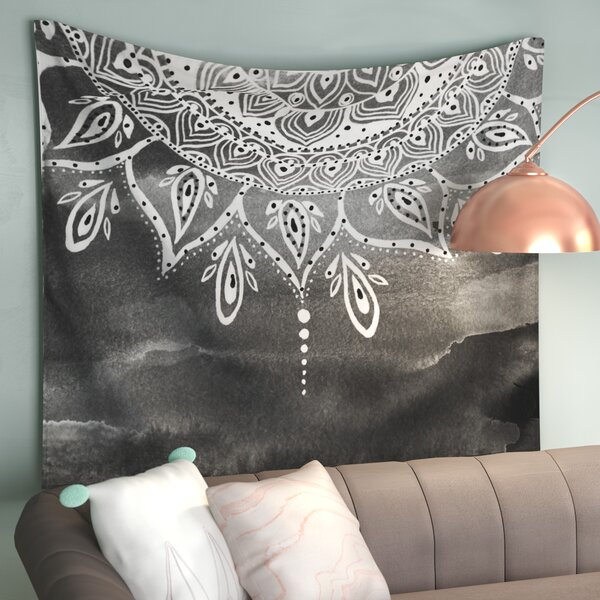 Mandala by Li Zamperini Wall Tapestry by East Urban Home