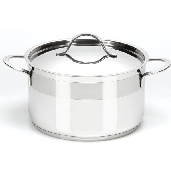 Round Non-Stick Cool Kitchen Pro Casserole by MyCuisina