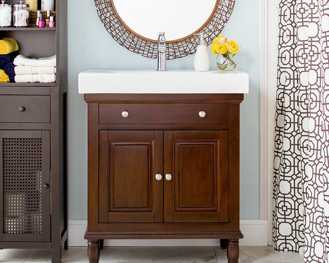 How to Buy a Vanity Online | Wayfair
