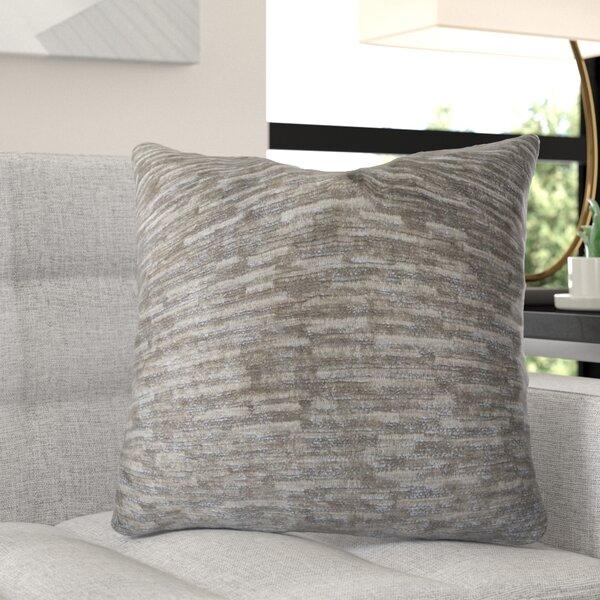 McCabe Luxury Throw Pillow by Orren Ellis