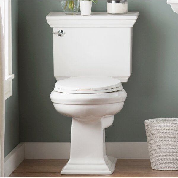 Memoirs Stately 1.28 GPF Elongated Two-Piece Toilet by Kohler