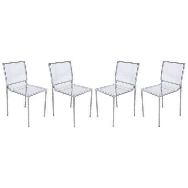 Almeda Side Chair (Set of 4) by LeisureMod