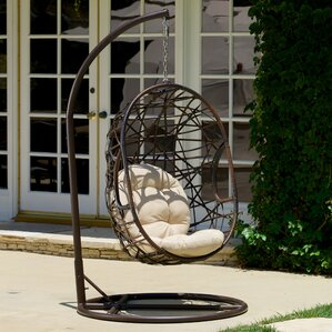 Indoor Hanging Egg Chair | Wayfair